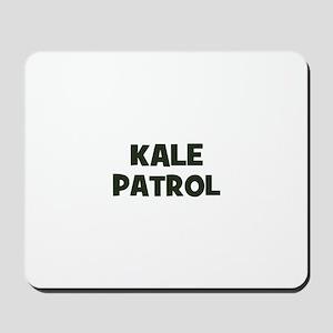 kale patrol Mousepad