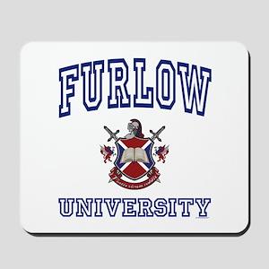 FURLOW University Mousepad