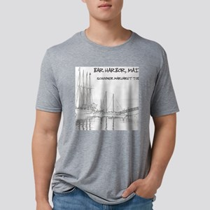 Bar Harbor Schooner T-Shirt