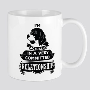I Am Beagle Actually In A Very Commited Relationsh