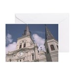 New Orleans Cathedral Cards