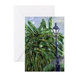 Banana Trees Note Cards