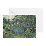 City Park Bridge Note Cards