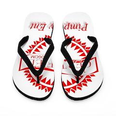 PCE RED Certified Flip Flops