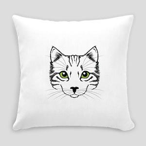 Best Cat Everyday Pillow