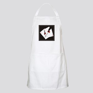 Cracked Aces BBQ Apron