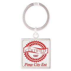 PCE RED Certified Keychains