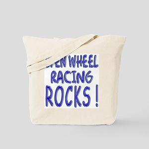 Open Wheel Racing Rocks ! Tote Bag