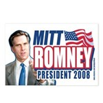 Romney Finger Pointing 2008 Postcards (Package of