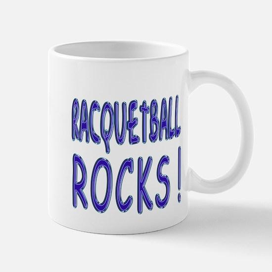 Racquetball Rocks ! Mug