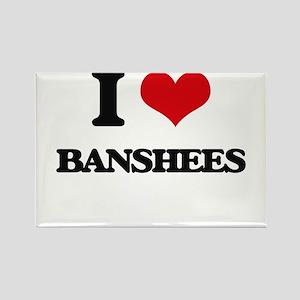 I love Banshees Magnets