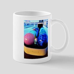 Bowling Gnome Mugs