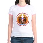 Spirit of Supersedure Jr. Ringer T-Shirt