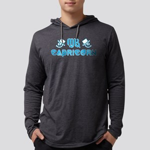 Mr Capricorn Long Sleeve T-Shirt