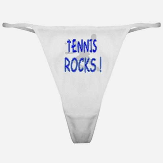 Tennis Rocks ! Classic Thong