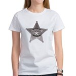 Sovereign Individual Badge on Women's T-Shirt