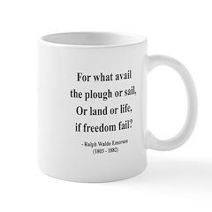 Ralph Waldo Emerson 24 Mug