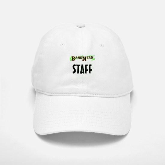BandNerd.com Staff Baseball Baseball Cap