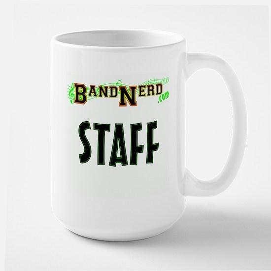 BandNerd.com Staff Large Mug