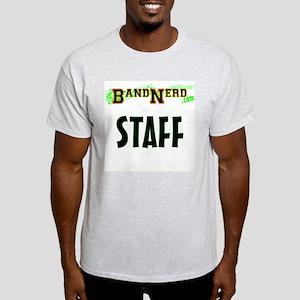 BandNerd.com Staff Light T-Shirt