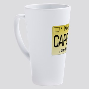 Cape_May_W_10x10 17 oz Latte Mug
