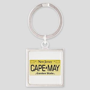 Cape_May_W_10x10 Keychains