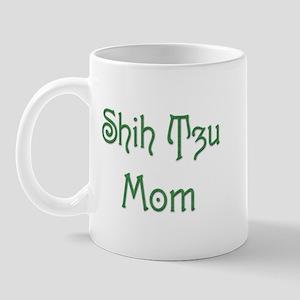 Shih Tzu Mom 13 Mug