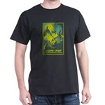 GAME CROP dark t-shirt