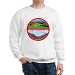Peace in Switzerland Sweatshirt
