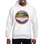 Peace in Switzerland Hooded Sweatshirt