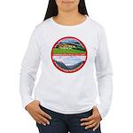 Peace in Switzerland Women's Long Sleeve T-Shirt