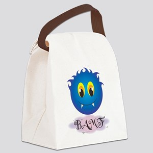 blueface2 Canvas Lunch Bag
