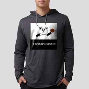 I Tookee A Cookee Mens Hooded Shirt
