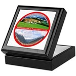 Peace in Switzerland Keepsake Box