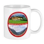 Peace in Switzerland Mug