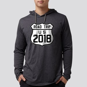 Road Trip US 2018 Long Sleeve T-Shirt