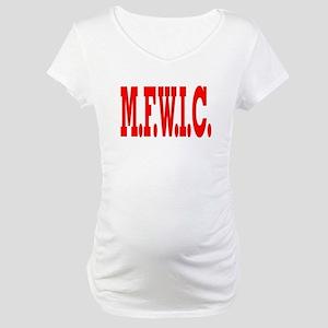 M.F.W.I.C. Maternity T-Shirt