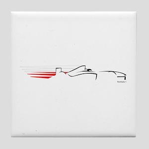 Formula 1 Poland Tile Coaster