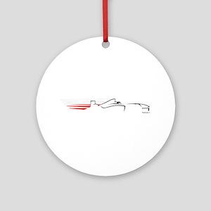 Formula 1 Poland Ornament (Round)