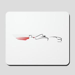 Formula 1 Poland Mousepad