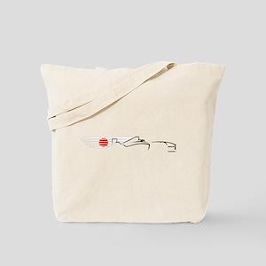 Formula 1 Japan Tote Bag