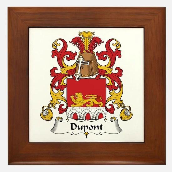Dupont II Framed Tile
