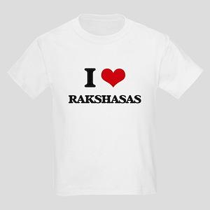 I love Rakshasas T-Shirt