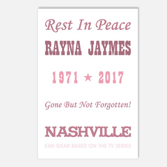 REST IN PEACE Postcards (Package of 8)