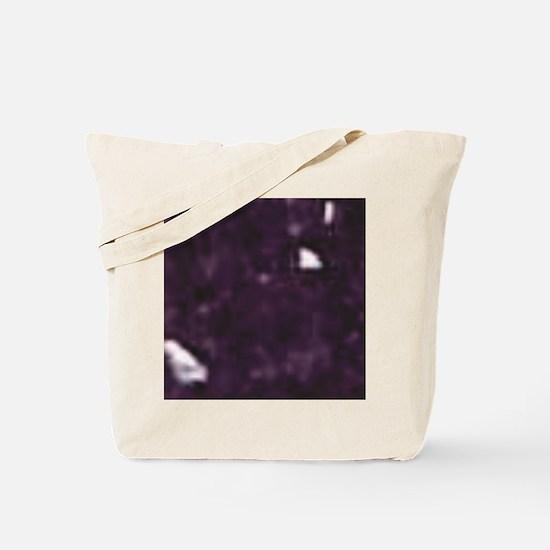 Funny Dark purple Tote Bag