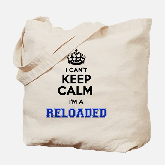 Unique Reload Tote Bag
