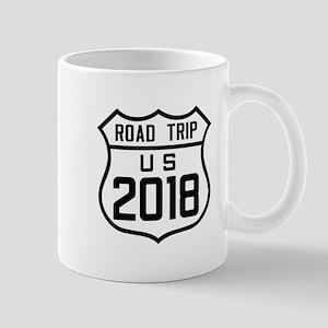 Road Trip US 2018 Mugs