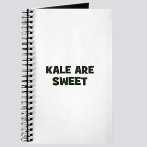 kale are sweet Journal