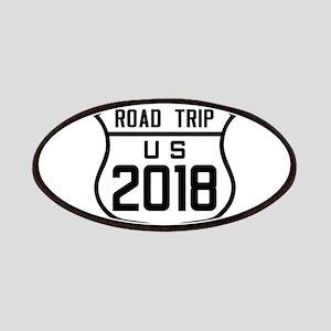 Road Trip US 2018 Patch