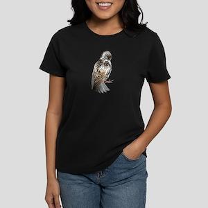 Irridescent Starling Women's Dark T-Shirt